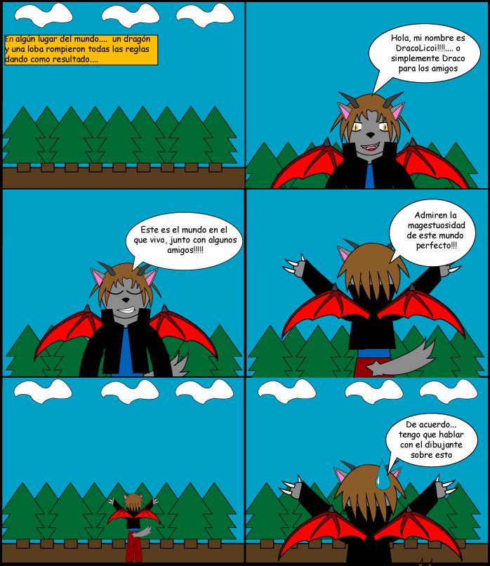 El mundo de Dracolicoi